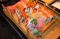 Elegant and delicious sushi near Gatlinburg