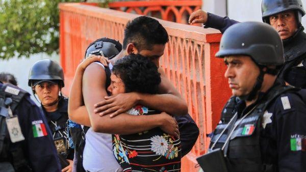 Gobierno de Peña Nieto es el más violento en México
