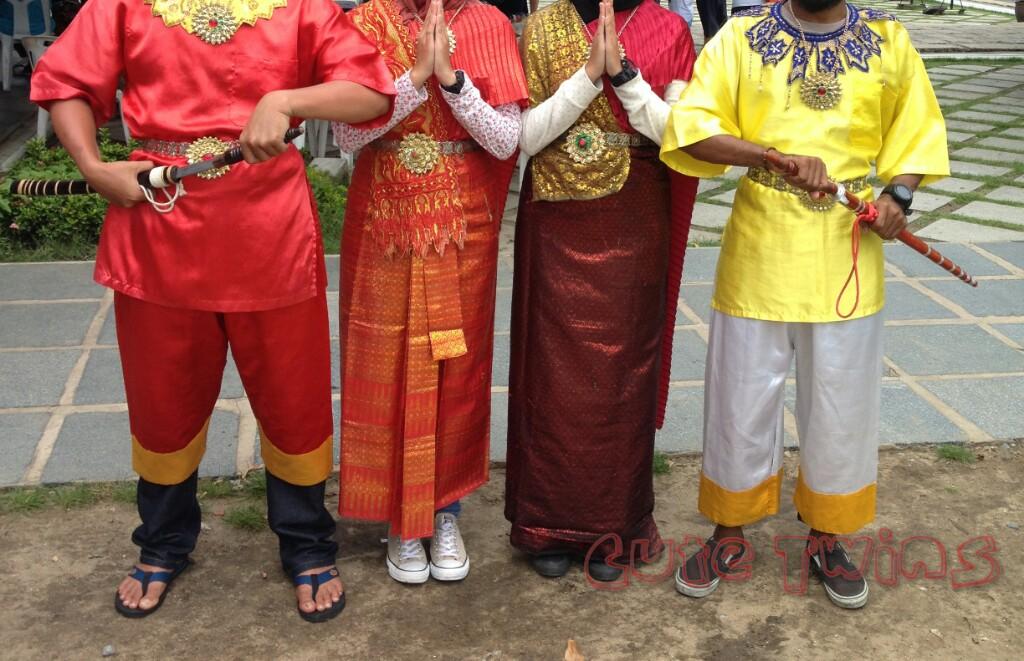 40 Gambar Baju Tradisional Bangkok Paling Unik