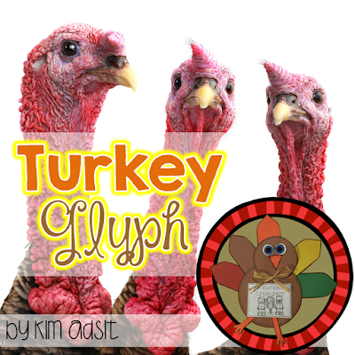 https://www.teacherspayteachers.com/Product/Thanksgiving-Turkey-Glyph-Seasonal-Activity-103414