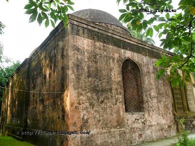 Shekhpura mosque, Jessore