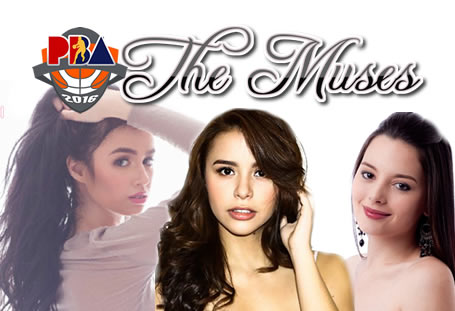 List of PBA Muses: 2016-2017 PBA Philippine Cup (42nd season)