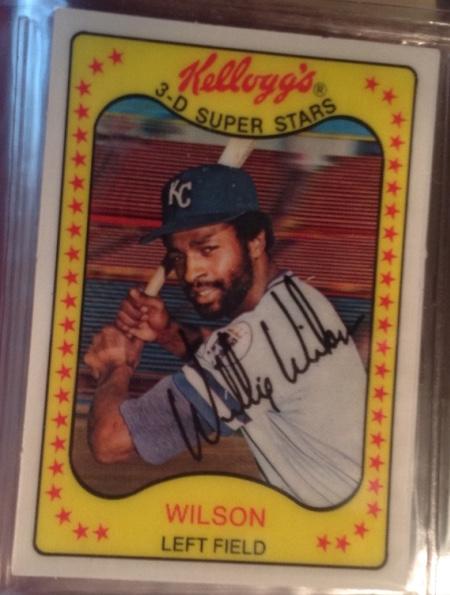 Run Fore Kelloggs Baseball Cards 1981 Kelloggs Card Backs