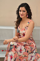 Actress Richa Panai Pos in Sleeveless Floral Long Dress at Rakshaka Batudu Movie Pre Release Function  0157.JPG