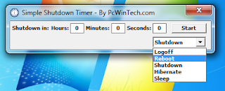 Shutdown Timer For Your PC/Laptop.