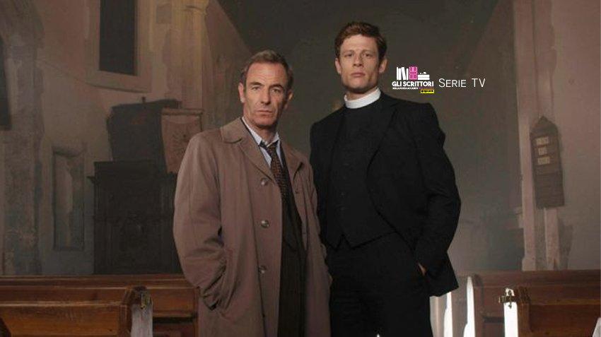 La terza stagione di Grantchester, la serie tra poliziesco e dramma
