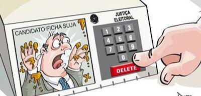CONDENAÇÃO CRIMINAL IMPEDE CANDIDATURA EM PAÇO DO LUMIAR.