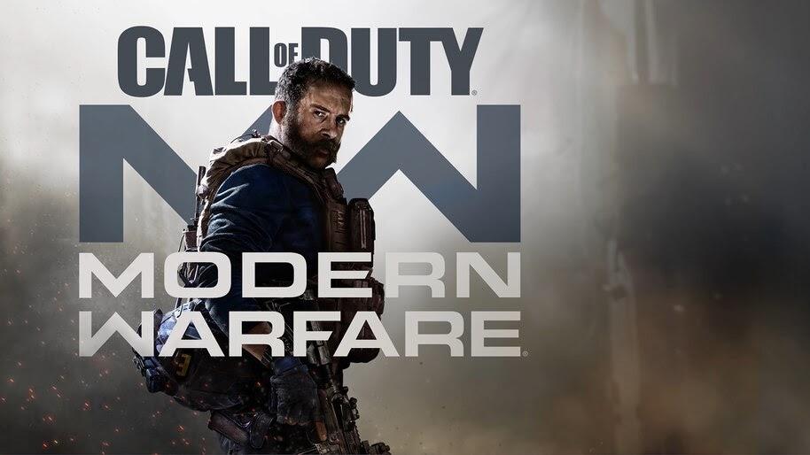 Call Of Duty Modern Warfare Captain Price 4k Wallpaper 51008