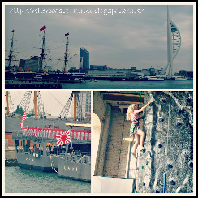 Portsmouth Historic Dockyard - Spinnaker Tower