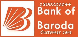 Bank Of Baroda Customer Care Helpline Number