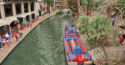 San Antonio Ranks As One Of America's Most Attractive Cities