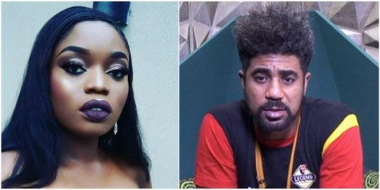 BBNaija: I didn't give Thin Tall Tony a blowjob - Bisiola