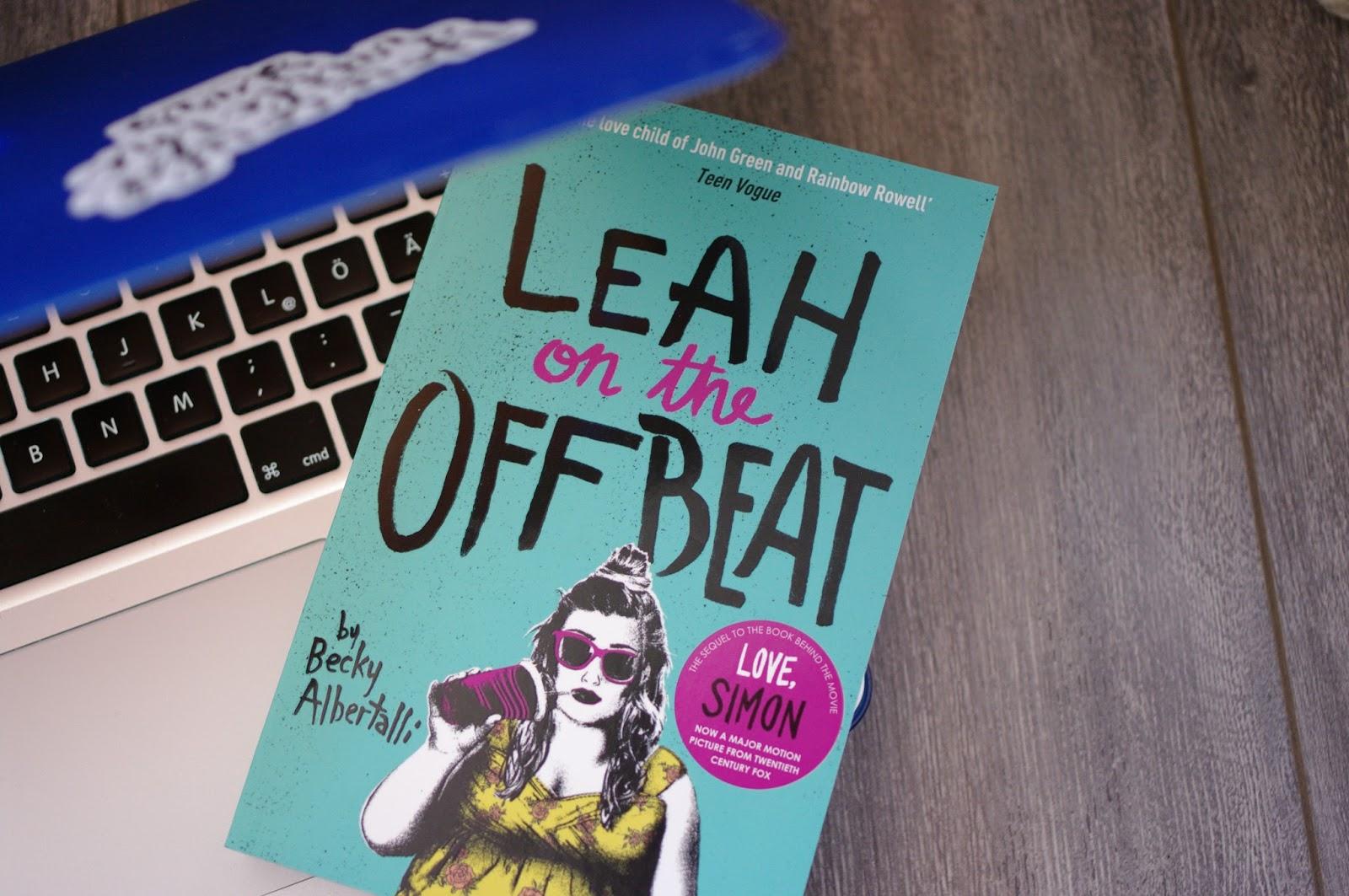 [Rezension] Leah on the Offbeat - Becky Albertalli