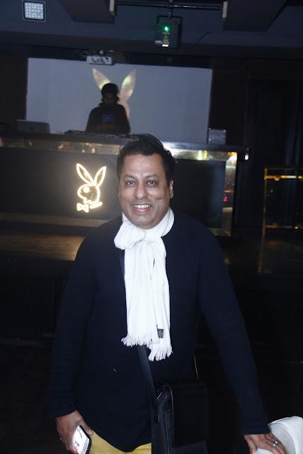 Choreographer Kaushik Ghosh