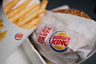 Fazer Pedido Burger King Online Pela Internet
