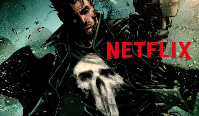 Este es el teaser que confirma la producción de 'The Punisher' para Netflix