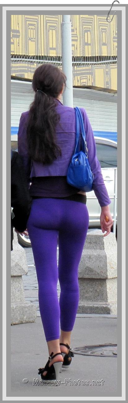Violet Suit