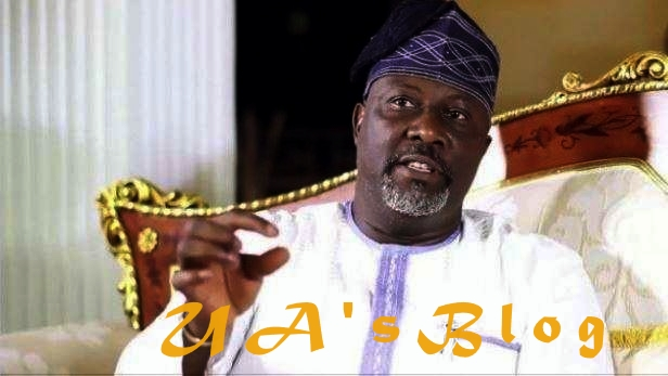BREAKING!! 'Police Bringing In Tool Boxes To Break Into My House' – Dino Melaye Cries Out
