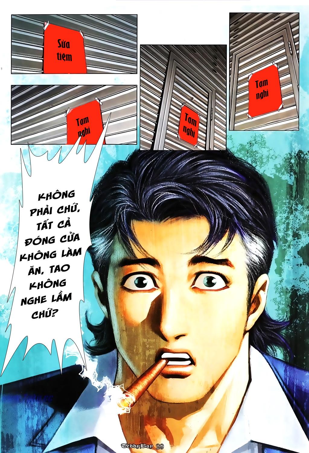 Người Trong Giang Hồ Chap 1080 - Truyen.Chap.VN
