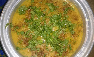 Mixed daal recipe