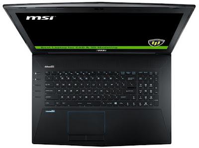 MSI WT72 2OK-1273XES