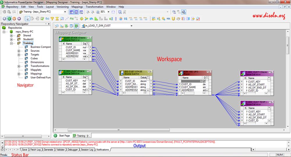 Informatica PowerCenter Client Tools Overview ~ Data ... on marketing designer, building designer, gaming designer, engineering designer, tool designer, electrical designer, presentation designer, audio designer, database designer,