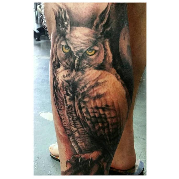 28 Owl Tattoo Designs Ideas: 129 Best Owl Tattoo Designs