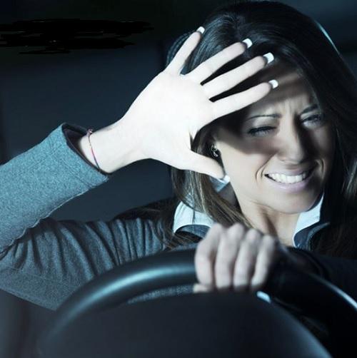 Menyetir Mobil Saat Menstruasi
