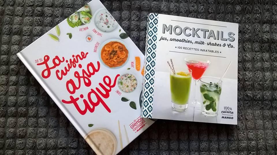 Makeupandroll septembre 2015 - Livre cuisine asiatique ...