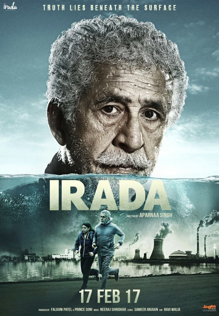 full cast and crew of Bollywood movie Irada 2017 wiki, Arshad Warsi, Naseeruddin Shah Irada story, release date, Irada Actress name poster, trailer, Video, News, Photos, Wallapper