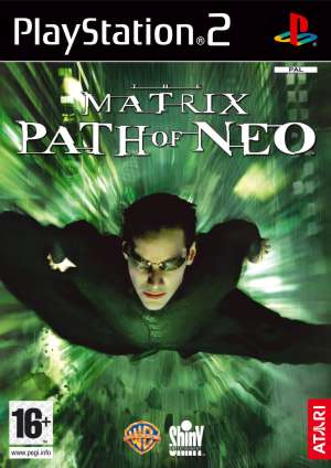 matrix - The Matrix Path Of Neo PS2