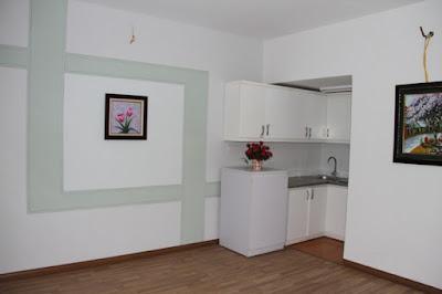 nội thất chung cư mini đào tấn ba đình
