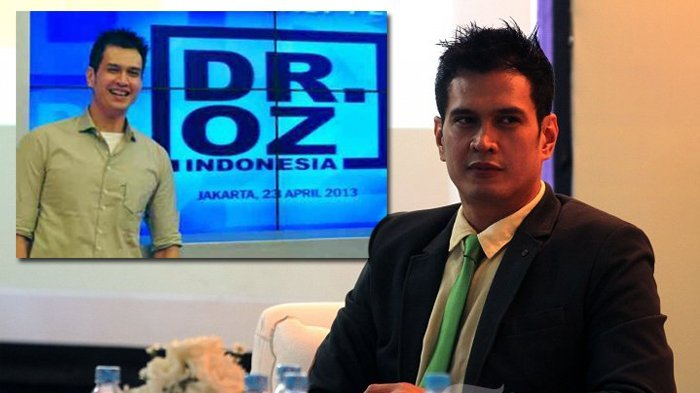 dr ryan thamrin host DR. Oz Indonesia