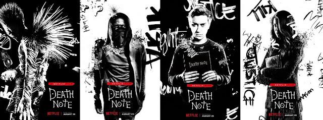 Resultado de imagen para death note netflix