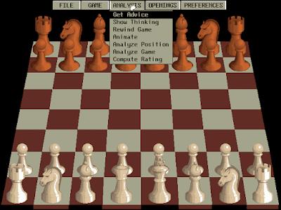 Videojuego Grandmaster Chess