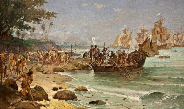 Resumo da História do Brasil - Colonial, Imperial e Republicano