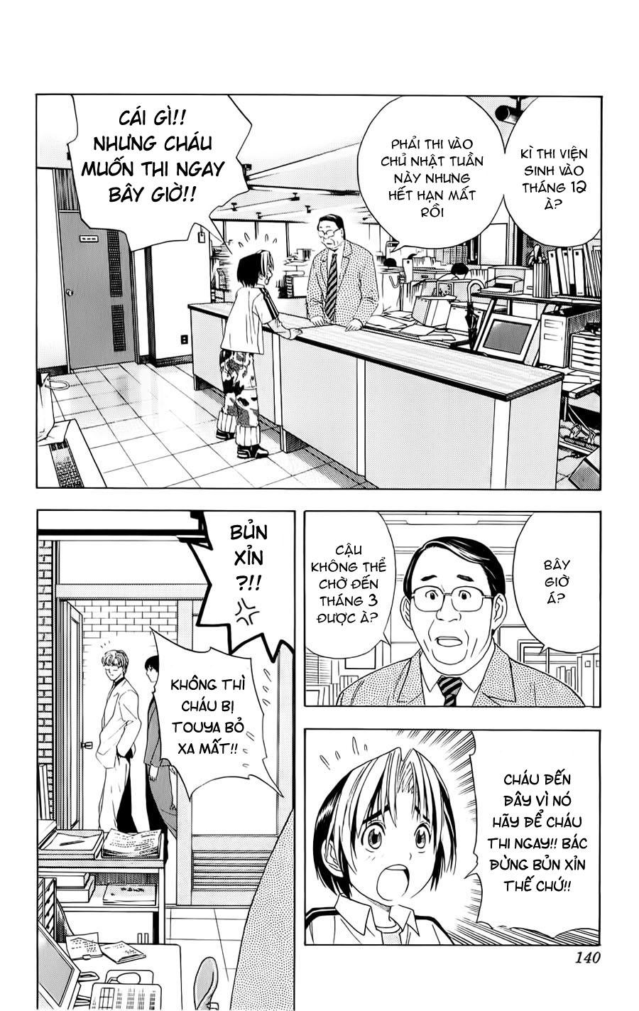 Hikaru No Go hikaru no go chap 41 trang 6