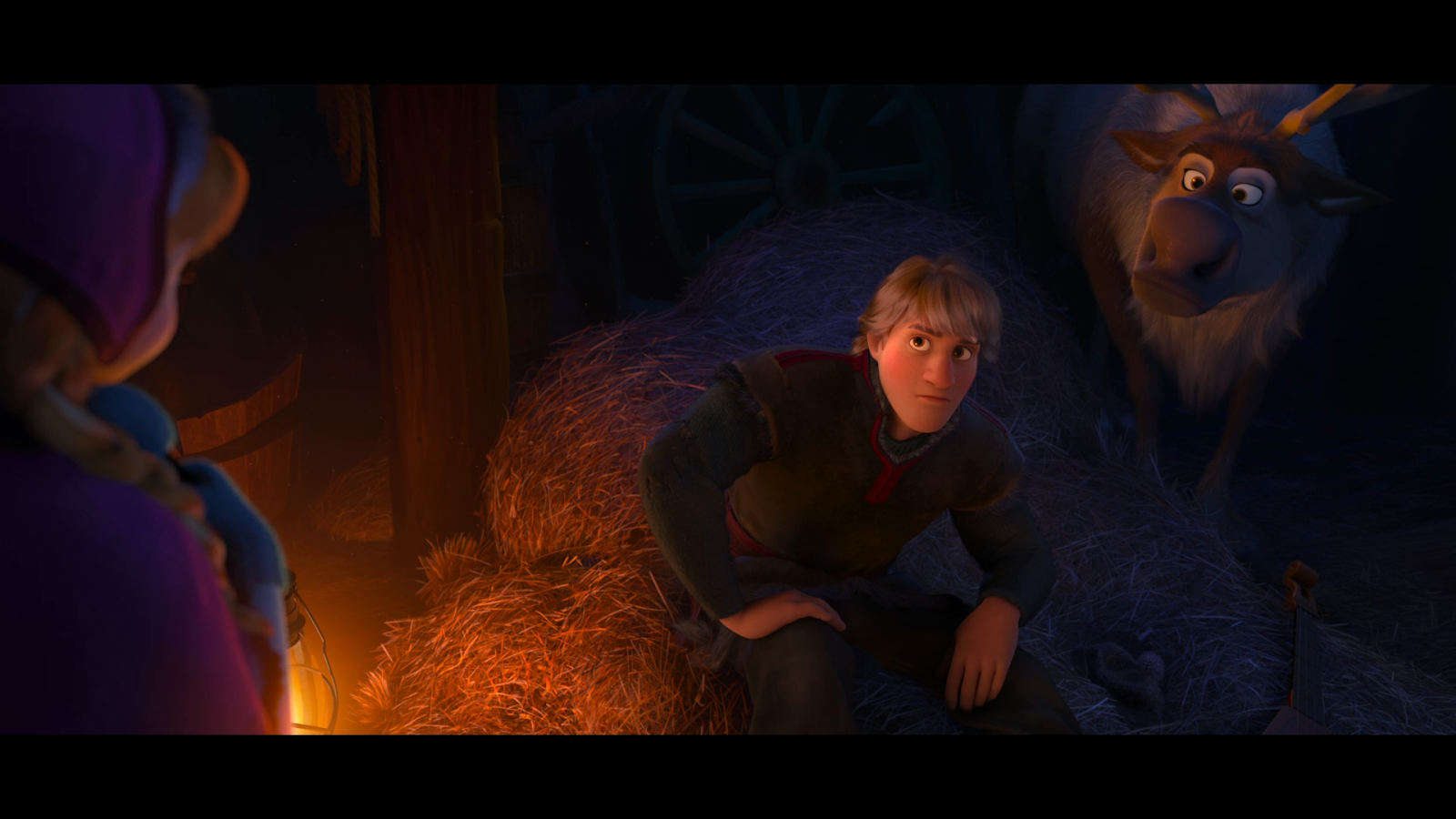 Frozen: Una Aventura Congelada (2013) BRRip 720p Latino-Castellano-Ingles captura 2