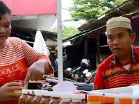 Para peramu jamu dari Kampung Sumbersari Semarang