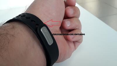 Braccialetto smart auricolare Bluetooth easyfit talk by Cellularline