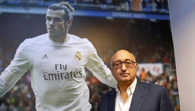 وكيل جاريث بيل يكشف حقيقة رحيله عن ريال مدريد