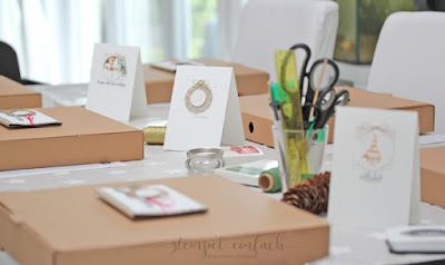 Stampin Up  Stempel Party buchen