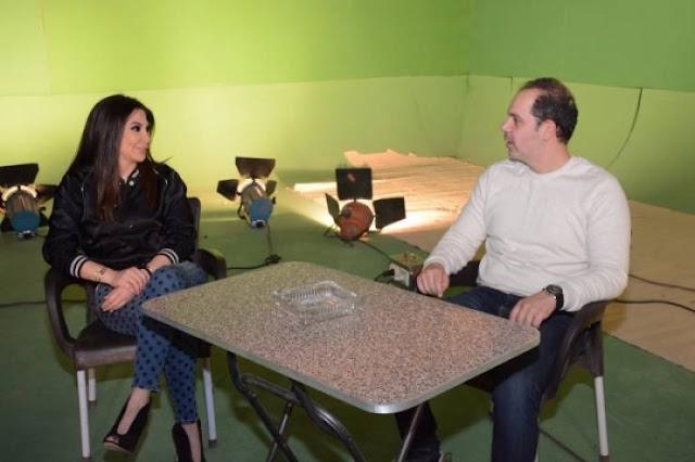 سبب غريب يمنع النجم عادل إمام من مقابلة إليسا خارج غرفته هذا ما حدث مع اليسا عندما ذهبت لتلتقي الفنان عادل امام