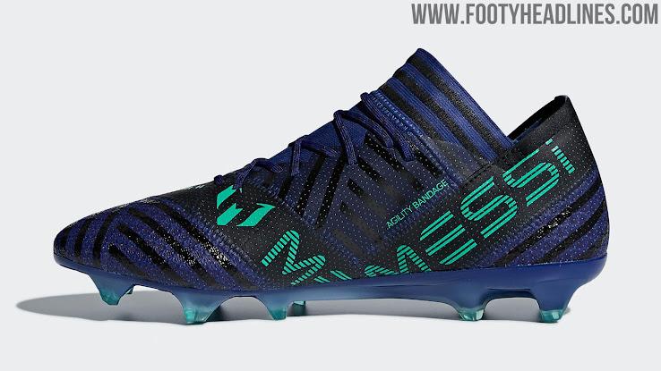 c9fffc2bc073b9 Deadly Strike  Adidas Nemeziz Messi 17 Boots Released - Footy Headlines