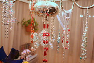 Jewelry chandelier :: All Pretty Things