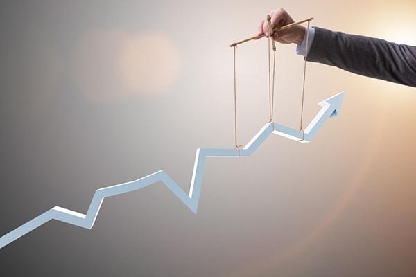 Махинации на бирже