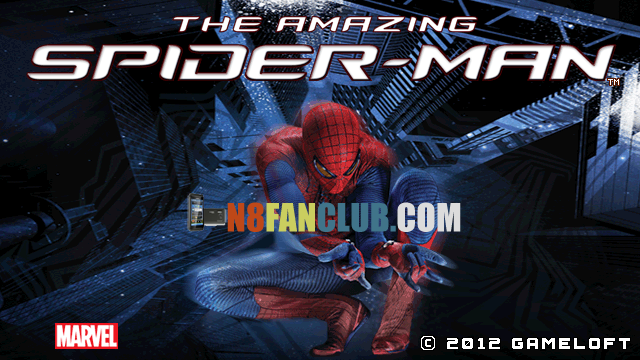 The Amazing Spiderman 1 0 5 - Nokia N8 - S^3 - Anna - Belle - J2ME