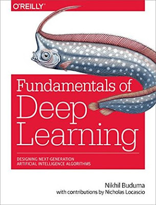 Bookcover image for Fundamentals of Deep Learning
