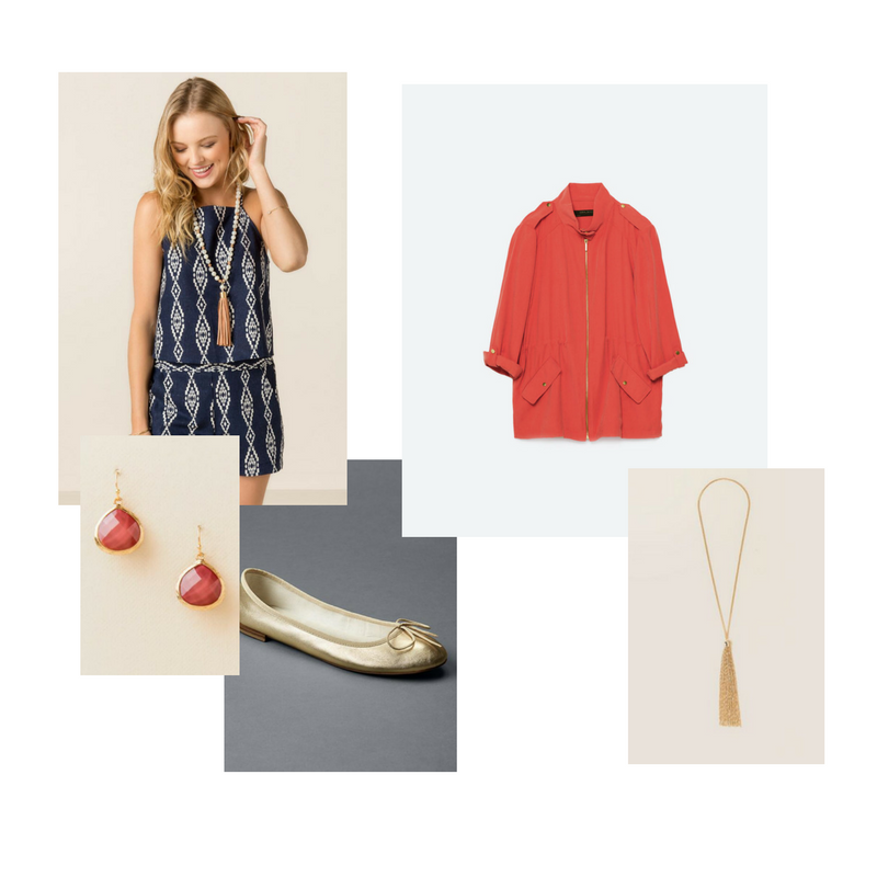 MAMA | RED WHITE AND BLUE STYLE