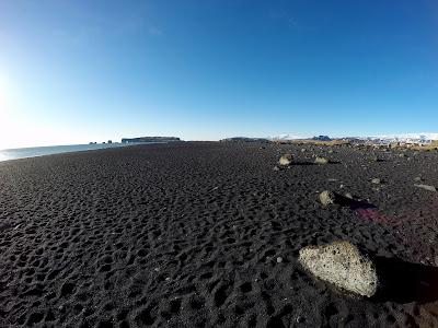 Reynisfjara atrajcje południowej Islandii